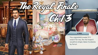 FAMILY MATTERS ( Choices: The Royal Finale Chapter 13 💎) screenshot 2