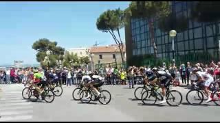 100° Giro d'Italia, passaggio a Barletta