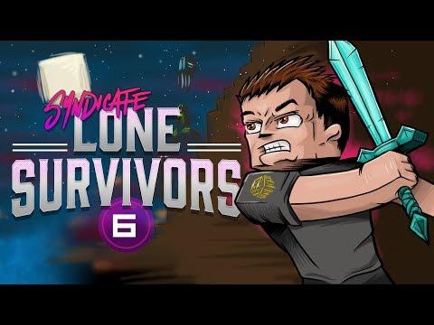 Minecraft: Diamond Mining Wars! - Lone Survivors (Hardcore) - Part 6
