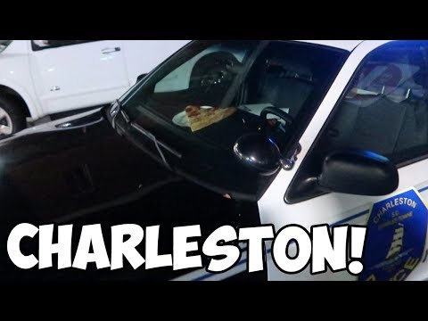 The Cop Took My Pizza In Charleston, SC!