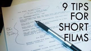 9 Tips For Writing Short Films