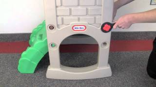 Climb And Slide Castle Video Instructions - Little Tikes