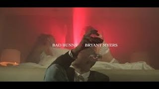 Triste - Bad Bunny Ft Bryant Myers
