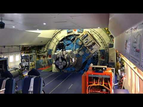 Nasa's SOFIA Plane in Christchurch