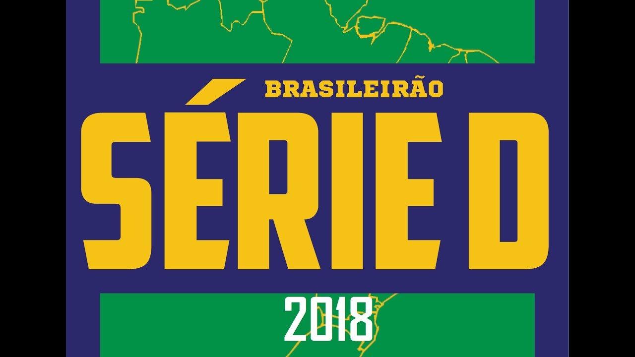 """Resultado de imagem para FUTEBOL - SÉRIE """"D"""" - BRASILEIRÃO LOGOS"""