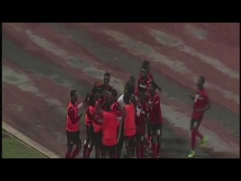 Match Highlights - T&T vs St Lucia CFU U-20 Qualifier