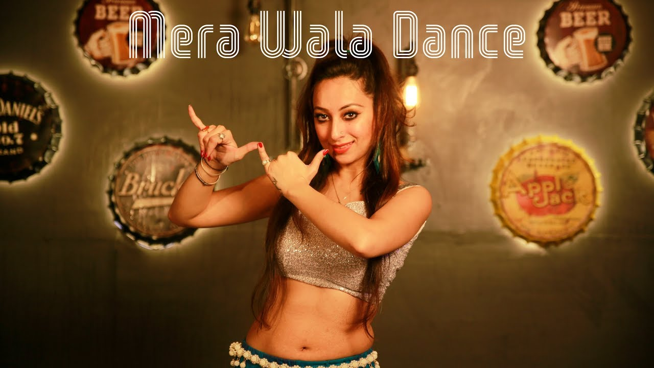 Mera Wala Dance | Dance cover | Nickita Kumar Choreography