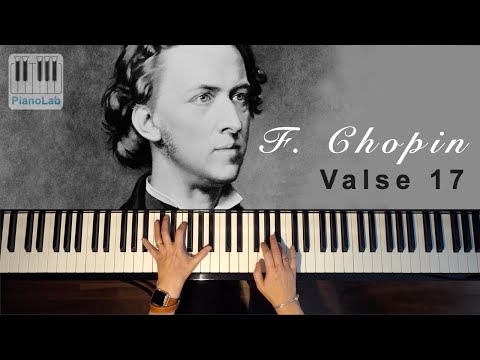 Chopin - Valse n 17