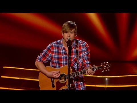 Adam Isaac performs 'Maybe Tomorrow' - The Voice UK - Blind Auditions 1 - BBC One