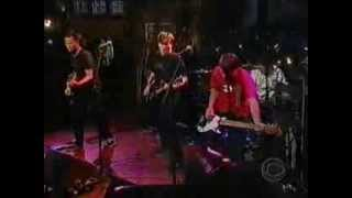 "Jimmy Eat World - ""Bleed American"" [2001-08-13 Craig Kilborn Show]"
