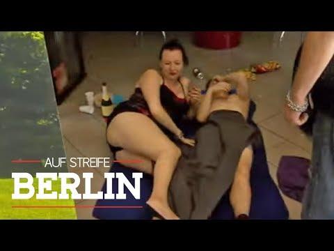 Kasse geplündert? Schäferstündchen im Motorradladen  Auf Streife - Berlin  SAT1 TV