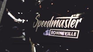 Triumph Speedmaster: A 1,200cc cruiser motorbike with a Bonneville DNA