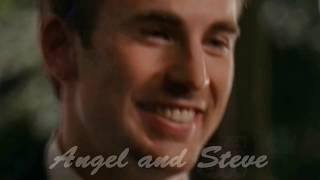 Steve and Angel {Chris Evans/Sophia Bush} - Lift Me Up
