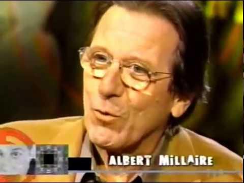 Albert Millaire Entrevue avec l'animateur Paul Arcand ( 2001 ) - YouTube