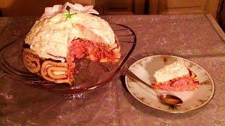 Самый Вкусный и Простой Торт-Суфле с Ягодным Ароматом