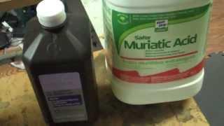 Acid/peroxide Method Ratios