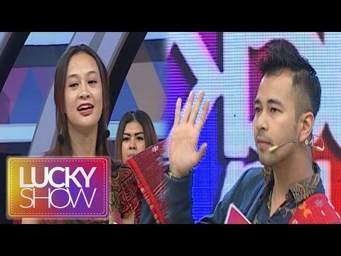 Tarian Khas Batak Memeriahkan Panggung Lucky Show [Lucky Show] [05 Okt 2016]