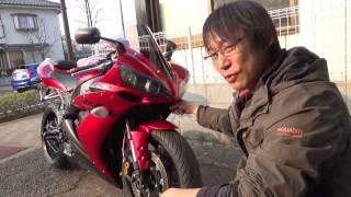 ヤマハYZF-R1:2005参考動画:ラムエアシステムは過給なのか?