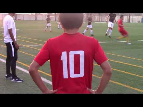 FAAL : Regional Sports 2-1 La Liga Academy - SECOND HALF FULL