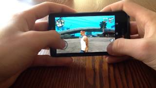 GTA: SA Android .apk + SD files download (.torrent) + gameplay on Xperia T (WORKING) v.1.08