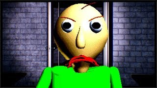 Baldi's Basics HD REMAKE!! | Baldi's Basics In Education & Learning (UE4 Mod)