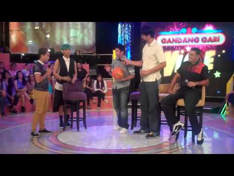 Vice Ganda with Ginebra Legends on GGV