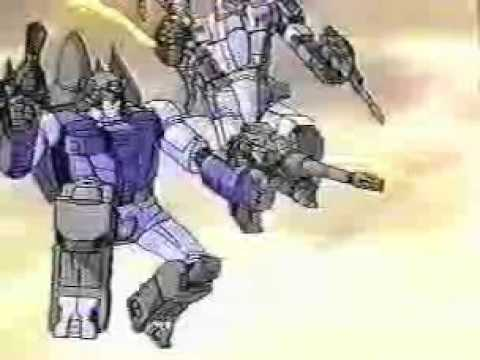 Transformers G1 Powermasters Commercial 1988 #1