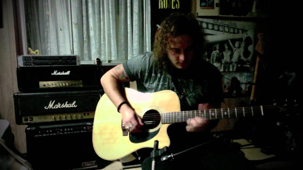 sidewinder acoustic solo avenged sevenfold youtube. Black Bedroom Furniture Sets. Home Design Ideas