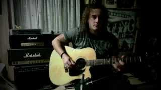 Sidewinder Acoustic Solo  - Avenged Sevenfold