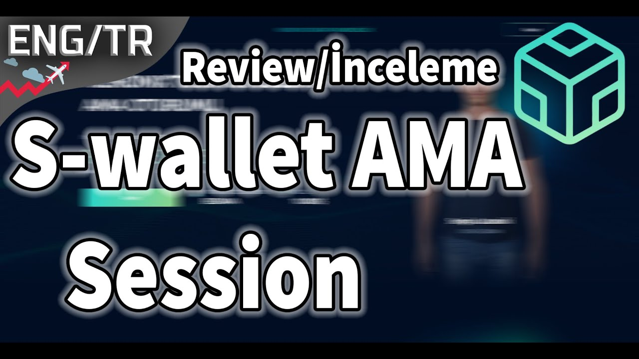 S-wallet AMA session