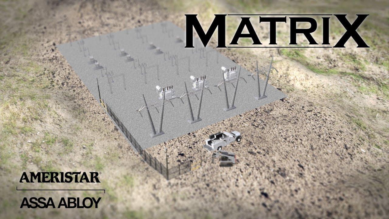 Matrix - Ameristar Fence Products