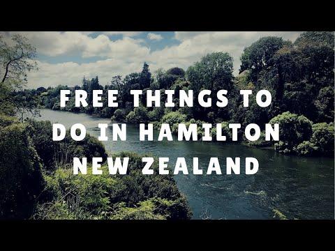 Free Things To Do In Hamilton New Zealand | Backpacker Life