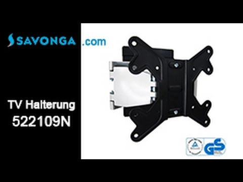 savonga 522109n tv wandhalterung 23 42 schwenkbar neigbar drehbar - Sanus Full Motion Tv Wandhalterung