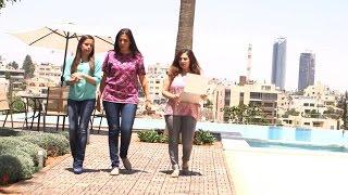 وجوه وقصص | الحلقة 17- منى يحيى ابو سليم