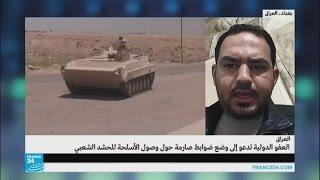 بدء حملة عسكرية في محافظة الأنبار
