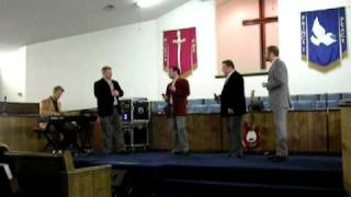 Soul'd Out Quartet in Atkins, Ark. at the First Baptist Church Feat...