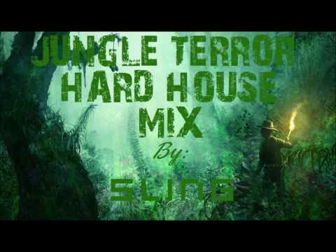 Jungle Terror & Hard House Mix 2016