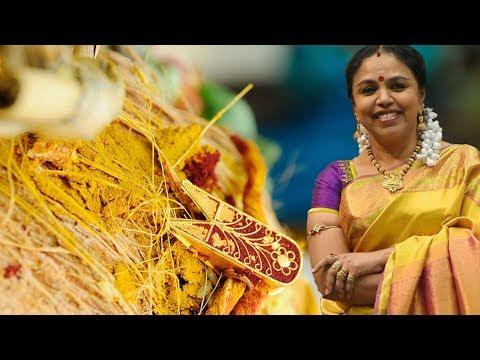 Marriage Songs - Bhojanam Seyya Vaarungal - Sudha Raghunathan – Tamil Wedding Songs Collections