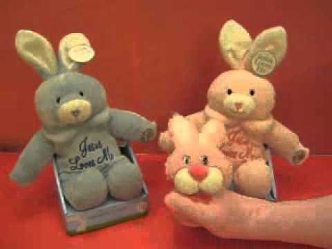DanDee Musical Easter Bunnies singing