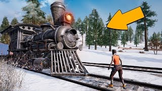 WHAT HAPPENS IF YOU FIND A TRAIN? - PUBG and PUBG Mobile! - PUBG and PUBG Mobile!