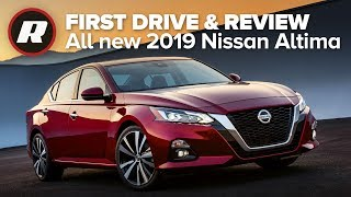2019 Nissan Altima Review: Your latest all-wheel drive sedan
