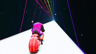 SNOW TUNNEL INFINI TRON ! thumbnail