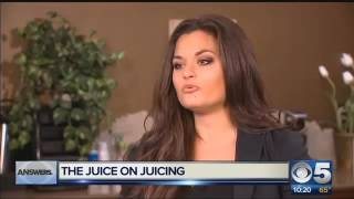 Repeat youtube video The truth about juicing with Maya Nahra, RD on 3TV Phoenix