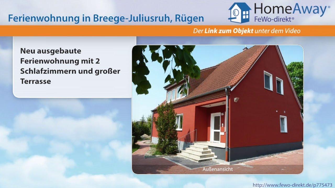 Binz: Neu ausgebaute Ferienwohnung mit 2 Schlafzimmern und großer ...