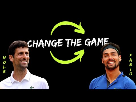 Novak & Fognini discuss some interesting changes to the game of tennis on their IG live. Do you agree with their ideas?