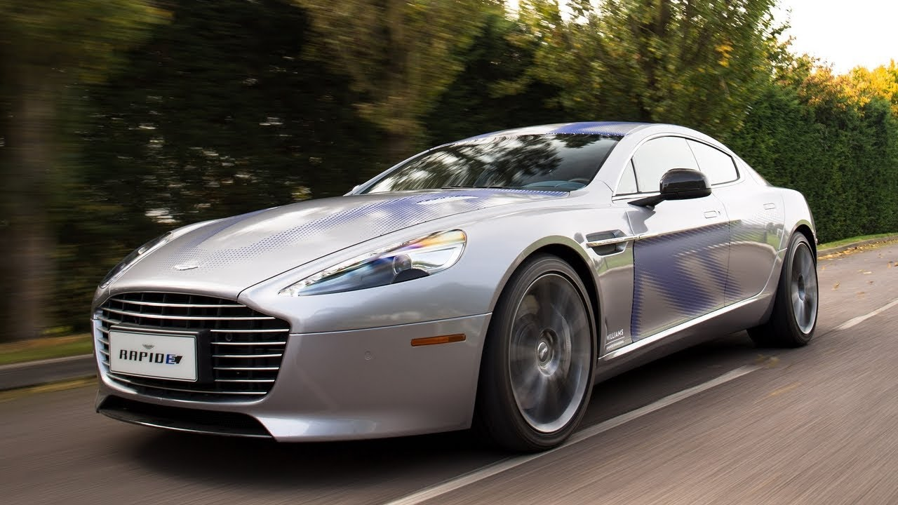 NEW! 2018 ASTON MARTIN RAPIDE S