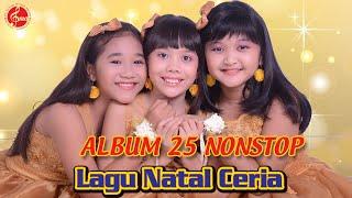 Download lagu 25 Nonstop Natal Ceria Angel Kids - LAGU NATAL 2019/2020
