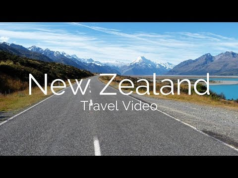 Amazing New Zealand | Travel video | GoPro Hero 5 | 2017
