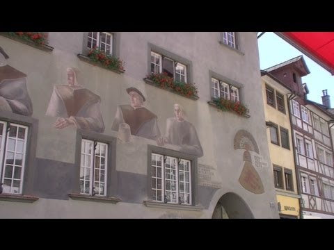 The Medieval City of Feldkirch - Austria