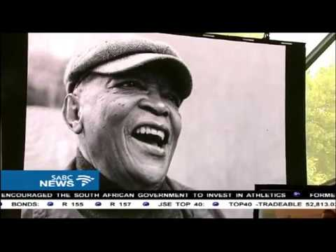 Hugh Masekela laid to rest at a private funeral